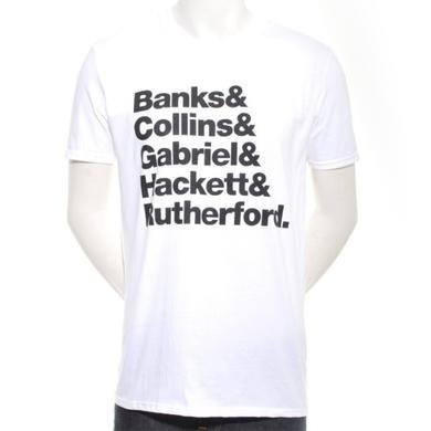 Genesis Classic Names T-Shirt