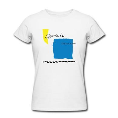 Genesis Women's Abacab 45 RPM US Single T-Shirt