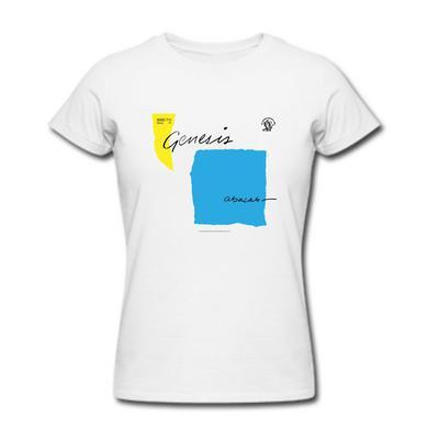 Genesis Women's Abacab German Single T-Shirt