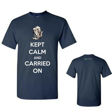 Genesis Women's Kept Calm & Carried On T-Shirt