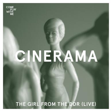 CINERAMA Signed 12 x 12 Inch Print