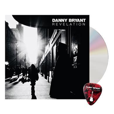 Danny Bryant Revelation CD Album (Signed) CD