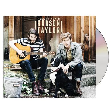 Hudson Taylor Feel It Again EP (Signed) CD