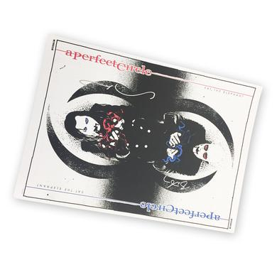 A Perfect Circle Eat The Elephant Limited Edition Screen Print