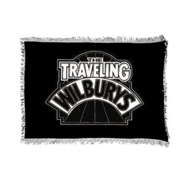 Traveling Wilburys Logo Throw Blanket
