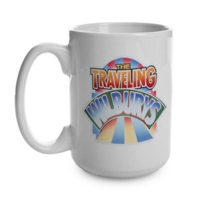 Traveling Wilburys Logo Mug