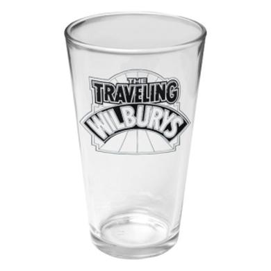 Traveling Wilburys Logo Pint Glass