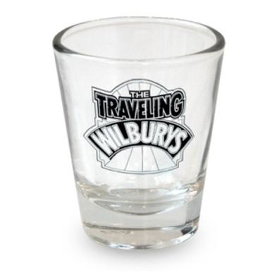 Traveling Wilburys Logo Shot Glass