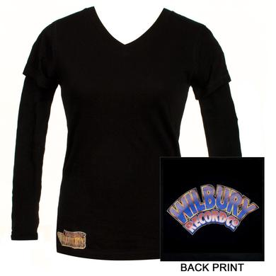 Traveling Wilburys Wilbury Record Co. V-neck Twofer