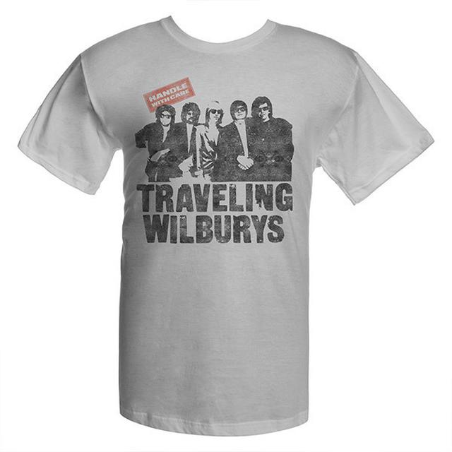 Traveling Wilburys Handle With Care Tee