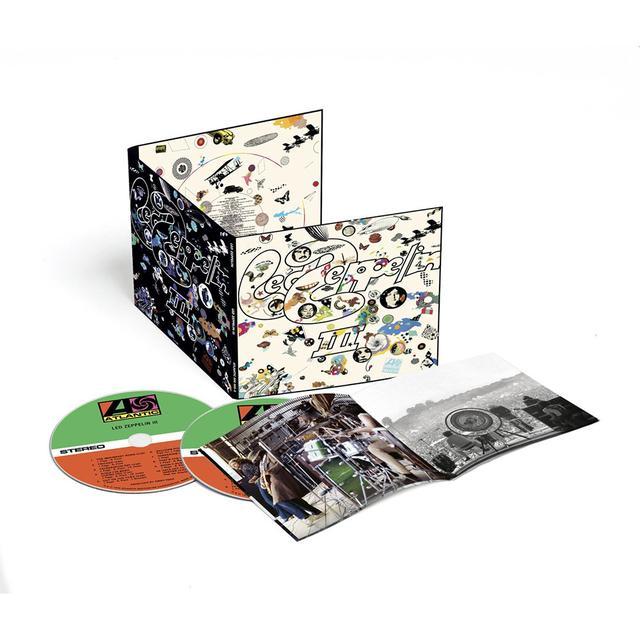 Led Zeppelin III Deluxe Edition CD