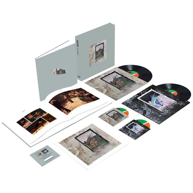 Led Zeppelin IV Super Deluxe Edition Box Set