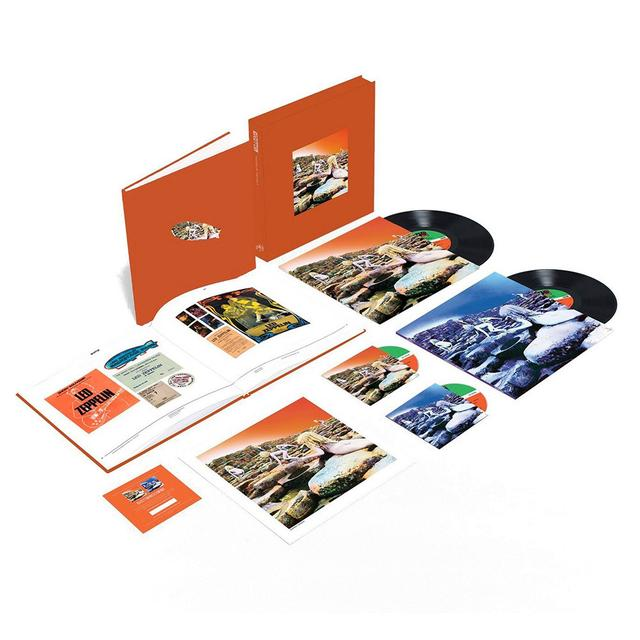 Led Zeppelin Houses Of The Holy Super Deluxe Edition Box Set