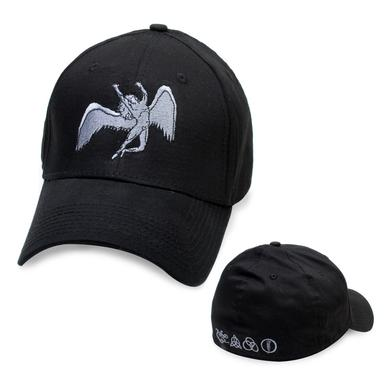 Led Zeppelin Silver-Grey Icarus Baseball Cap (New Era)