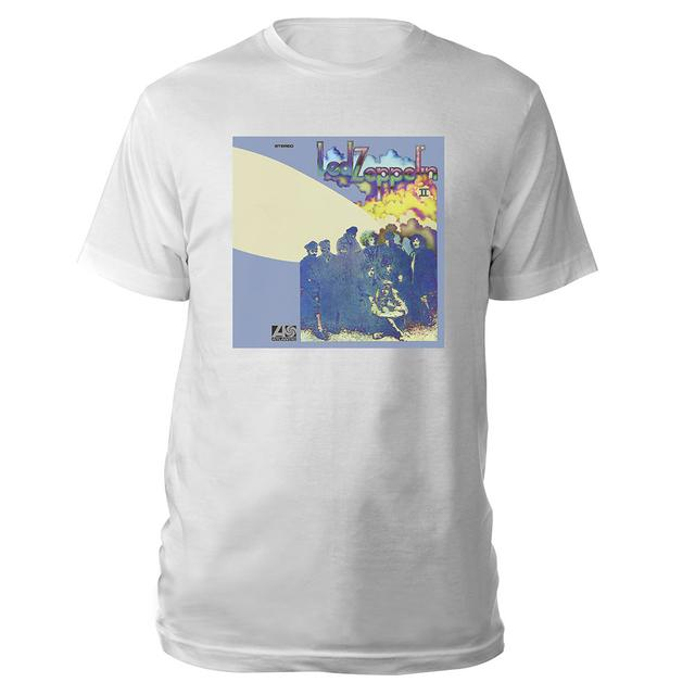 Led Zeppelin II Companion Album White T-Shirt