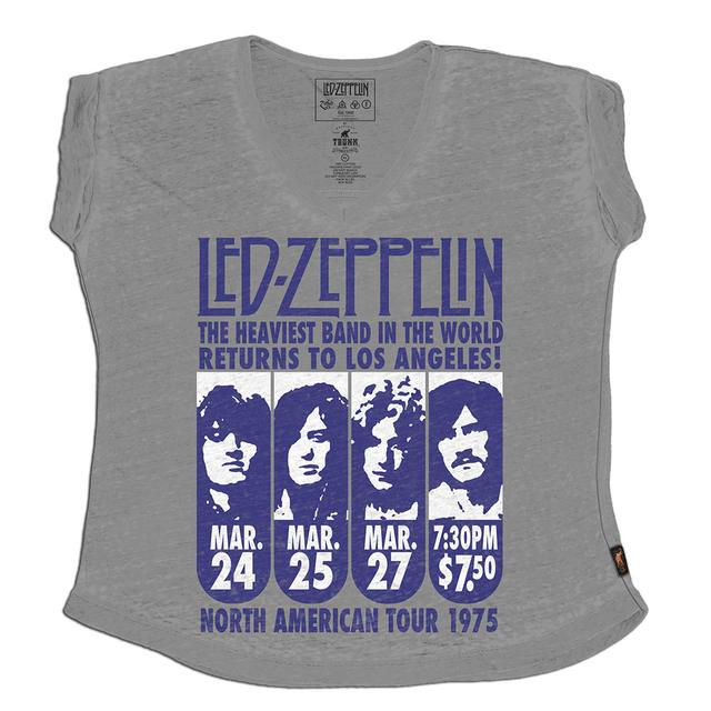 Led Zeppelin Womans Tee