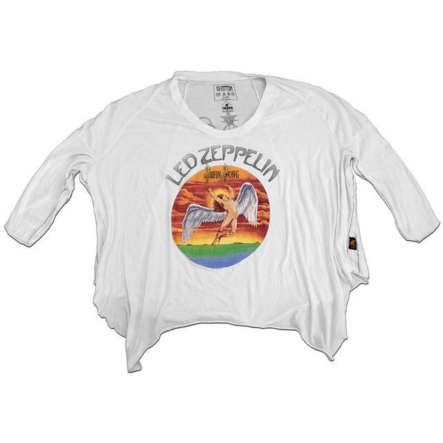 Led Zeppelin Swing Top