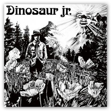 Dinosaur Jr. Dinosaur Vinyl LP