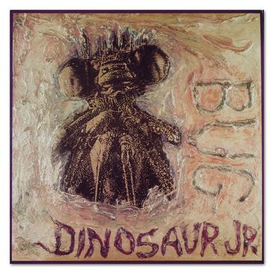 Dinosaur Jr. Bug CD