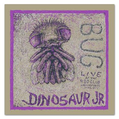 Dinosaur Jr. Bug Live at The 9:30 Club Vinyl LP [BLACK]