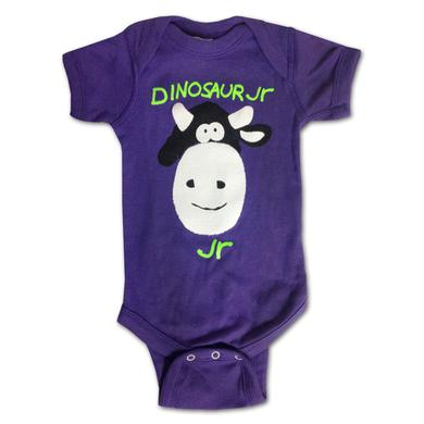 Dinosaur Jr. Cow Onesie