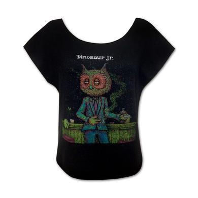 Dinosaur Jr. Girl's Owlman T-shirt