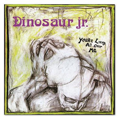 Dinosaur Jr. You're Living All Over Me Vinyl LP