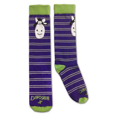 Dinosaur Jr. Cow Socks