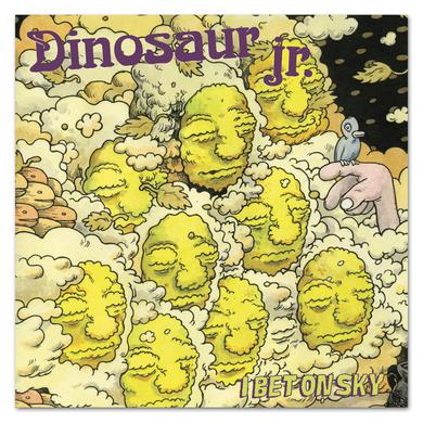 Dinosaur Jr. I Bet on Sky Vinyl LP