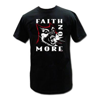 Faith No More Logo Dog Tee