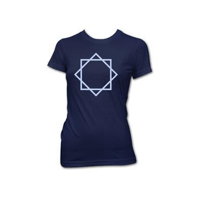 Faith No More Girl's Star T-shirt