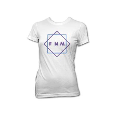 Faith No More Multicolor Girl's Star T-shirt