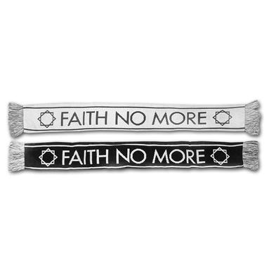 Faith No More Knit Scarf