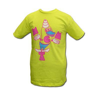 Mgmt Yellow Soft Serve T-shirt