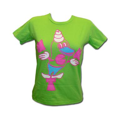 Mgmt Girl's Green Soft Serve T-shirt