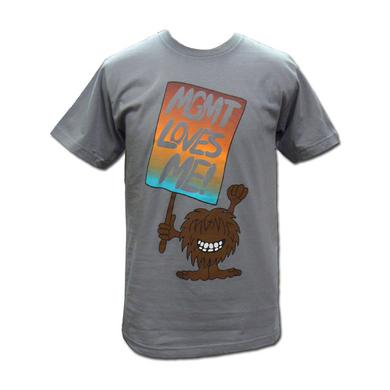 Mgmt Fuzzy Love T-shirt