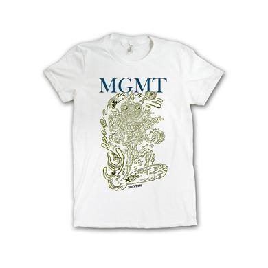 Mgmt Girl's Surf T-shirt