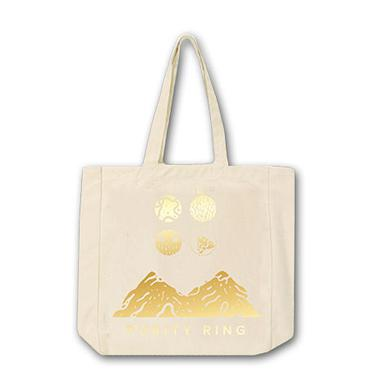 Purity Ring Purity Gold Foil Symbols Tote Bag