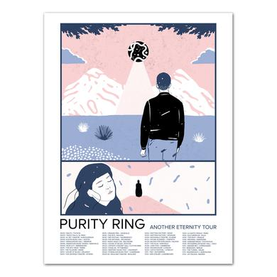Purity Ring Another Eternity Fall 2015 Poster