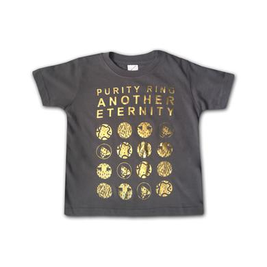 Purity Ring Kid's Another Eternity T-shirt