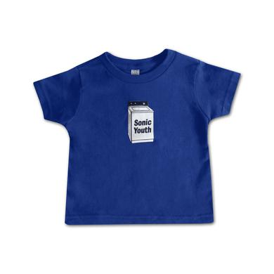 Sonic Youth Washing Machine Kid's T-shirt/ Baby Onesie
