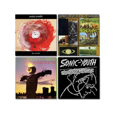 Sonic Youth Album Cover Sticker Set [BO]