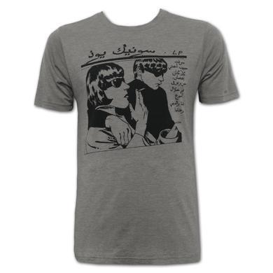 Sonic Youth Arabic Goo T-shirt