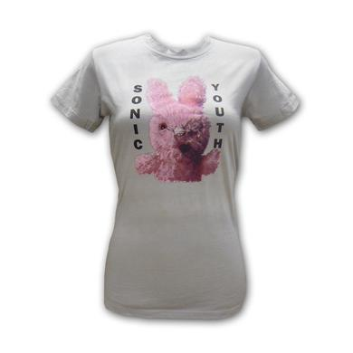 Sonic Youth Girl's Dirty Bunny T-shirt