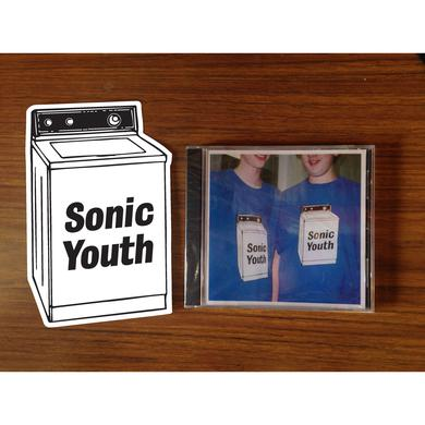 Sonic Youth Washing Machine Sticker