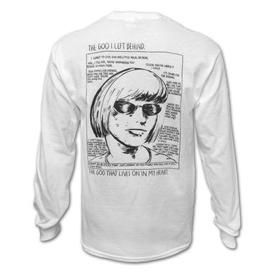 Sonic Youth Long-Sleeve Echo Tee