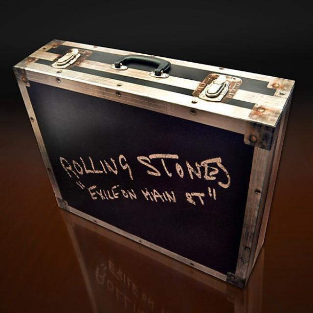 "Rolling Stones® 1972 S.T.P. (Stones Touring Party) - ""Deluxe Road Case"" Set"