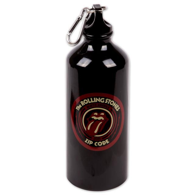 Rolling Stones Zip Code Aluminum Bottle