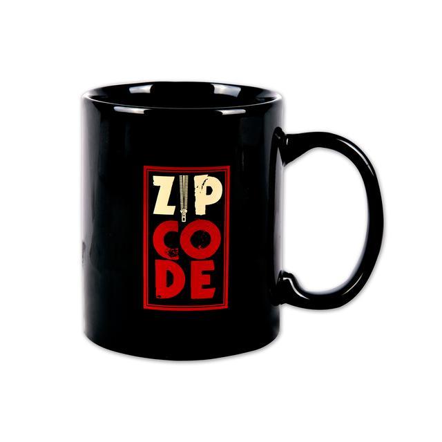 Rolling Stones Zip Code Tour Mug
