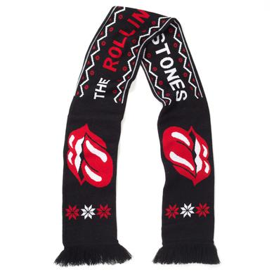 Rolling Stones Holiday Scarf